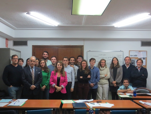 Exito de asistencia en el XXIº Curso de Urbanismo.